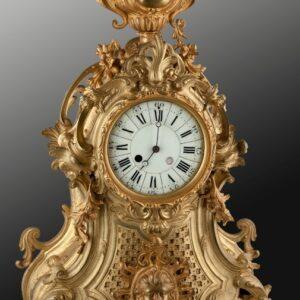 Atelier francez || Ceas de consolă
