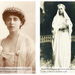 Maria și bijuteriile