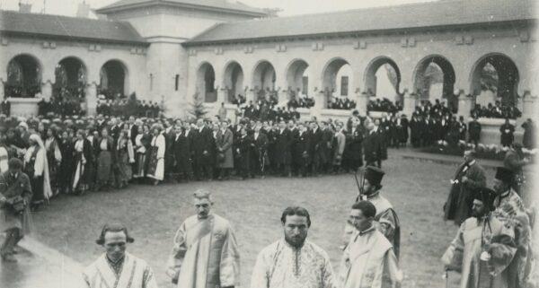 Participanți la Încoronare