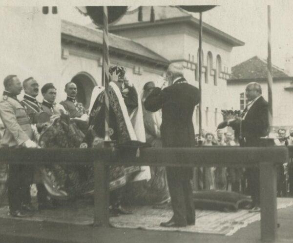 Încoronarea Regelui Ferdinand