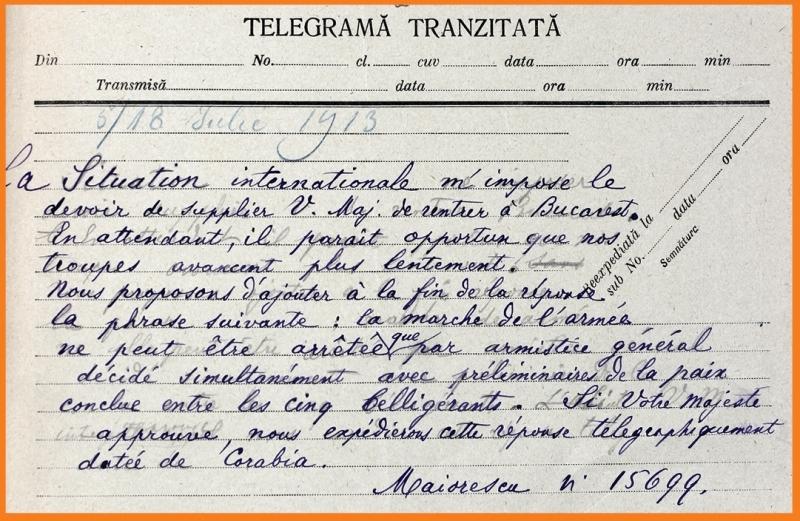 un telegrama - Traducere în română - exemple în spaniolă | Reverso Context