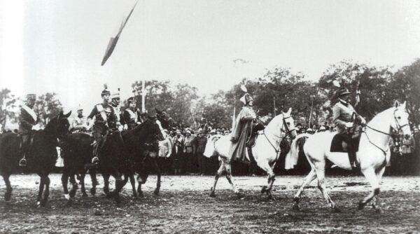 Parada militară de la Alba Iulia