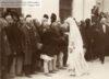 Serbările Independenţei: Regina Maria alături de veterani de la 1877-1878