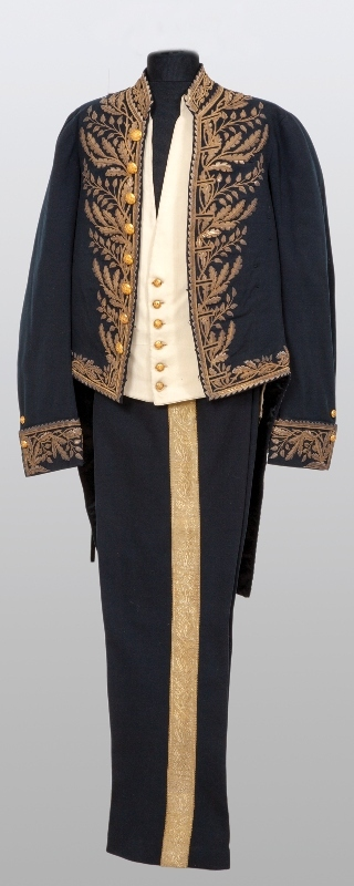 Uniformă de diplomat