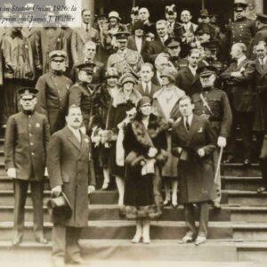 Vizita reginei Maria în Statele Unite