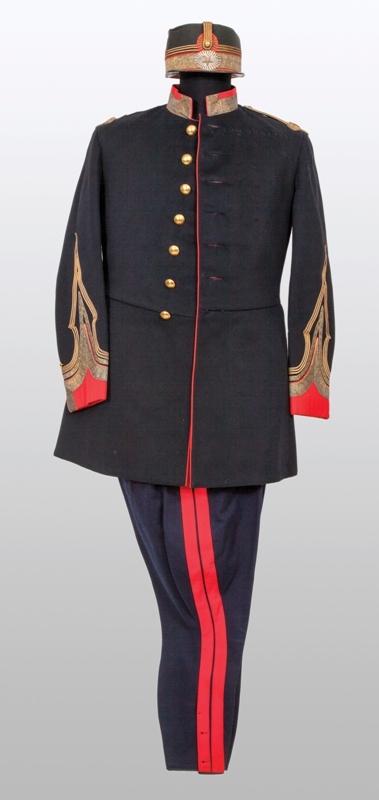 Uniformă de general de corp de armată