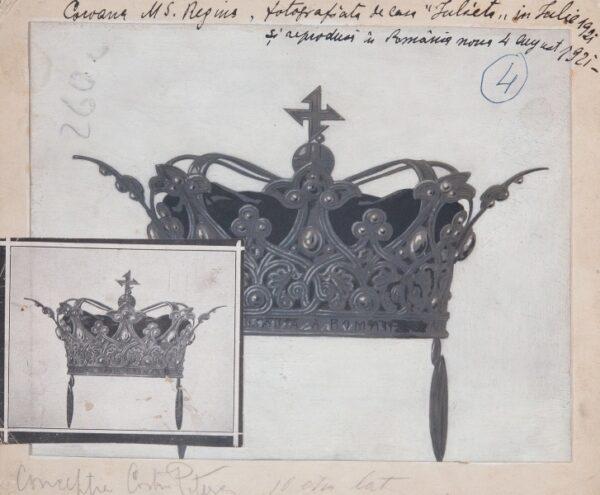 Proiectul coroanei Reginei Maria
