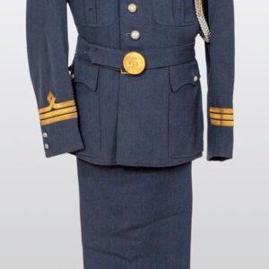 Uniformă de căpitan de aviație