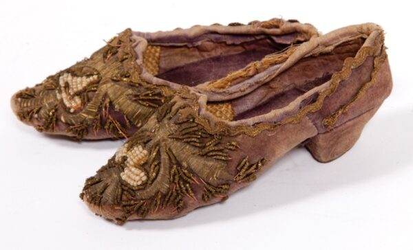 Pantofi de jupâniță